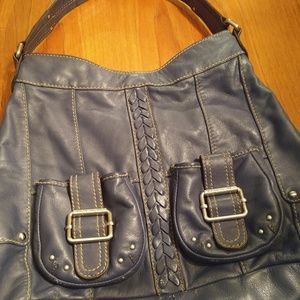 Gently Used -Authentic Tignanello leather Purse